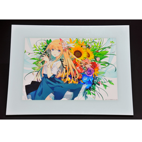 アシマ 「bouquet」 RC -Real Color Art- 001